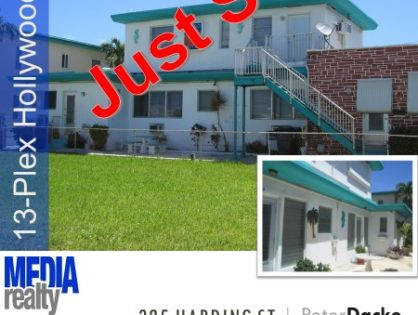13-Plex Hollywood Beach | Done Deal