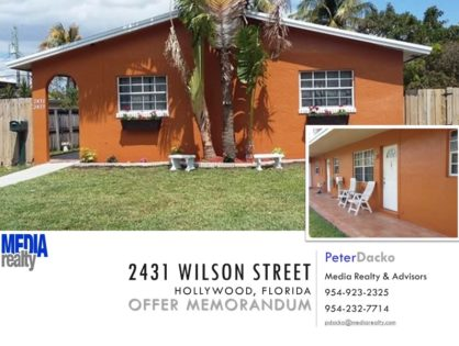 Triplex | East Hollywood | Great Unit Mix | Lots of Renovations | New Roof | Well Priced