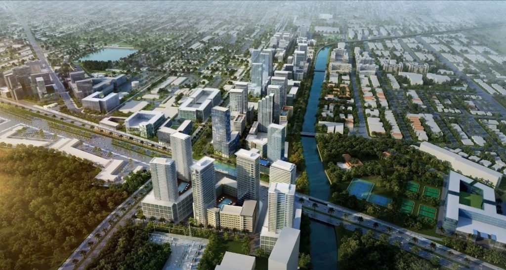 Redevelopment Engulfs North Miami Beach