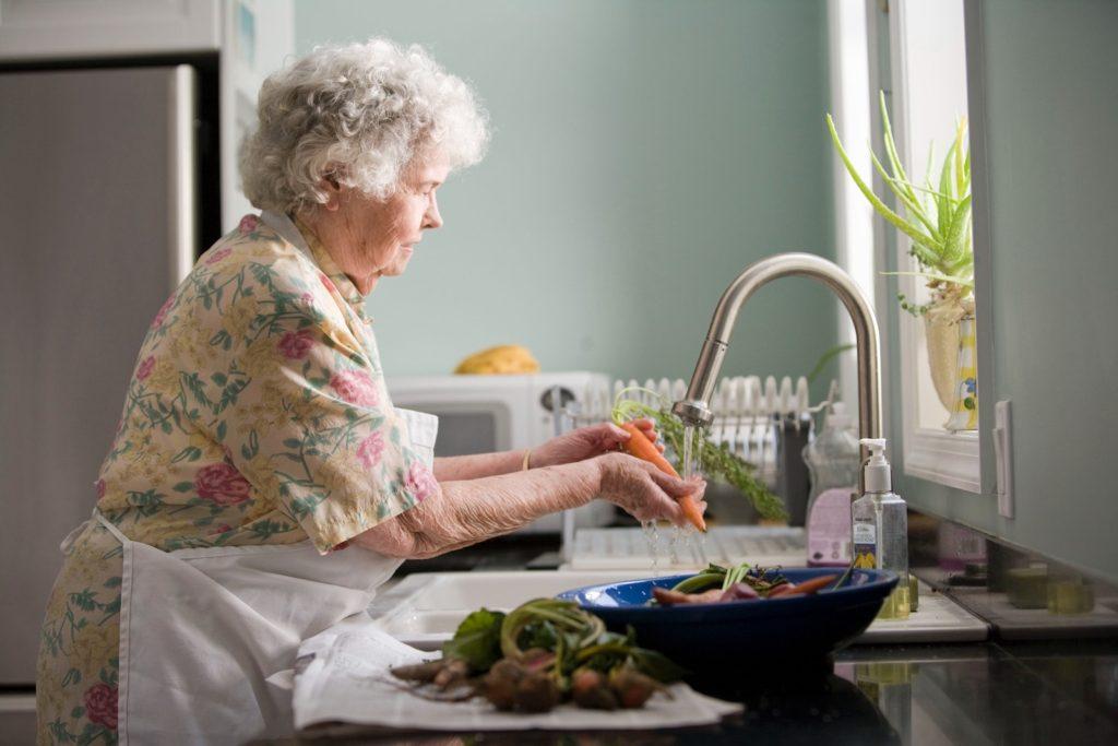 Helping Seniors Help Themselves