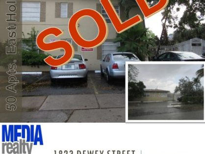 Done Deal | 50 Units | Hollywood | 1823 Dewey Street