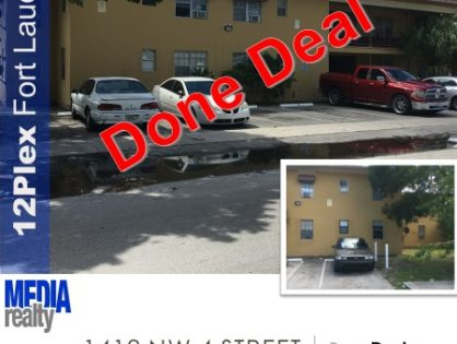 Done Deal | 12Plex | Fort Lauderdale | 1412 NW 4 St