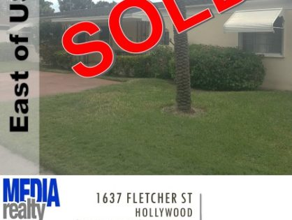Done Deal | 6Plex | Hollywood | 1637 Fletcher St | East of US-1