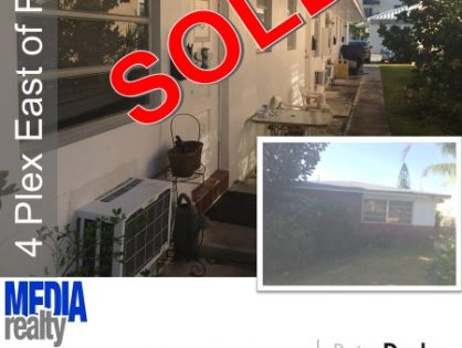 Done Deal | 4Plex | Hollywood | 1740 Madison St | East of US-1