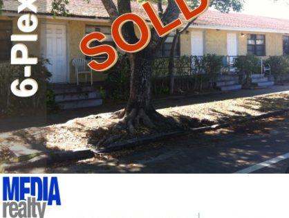 Done Deal | 6Plex | Hollywood | 2001 Dewey St | Short Sale