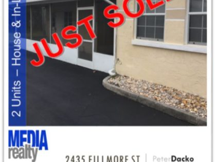 Done Deal | 3Plex | Hollywood | 2435 Fillmore St