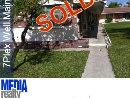 Done Deal   7Plex   Hallandale   337 NE 2 Ave