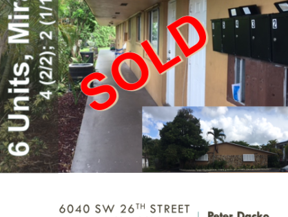 Done Deal | Miramar 6Plex