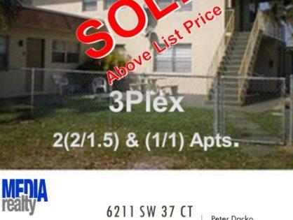 Done Deal   Davie 3Plex