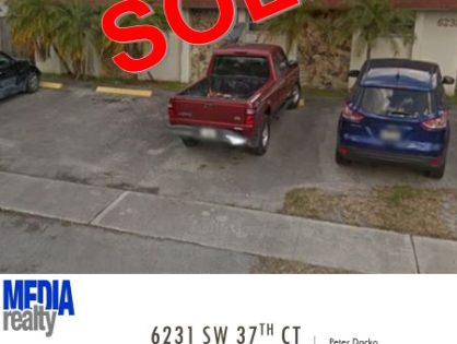 Done Deal | 6231 SW 37 Ct | Davie 2Plex