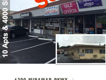 Done Deal | Mixed Use | 10Plex & 4000 SF Retail