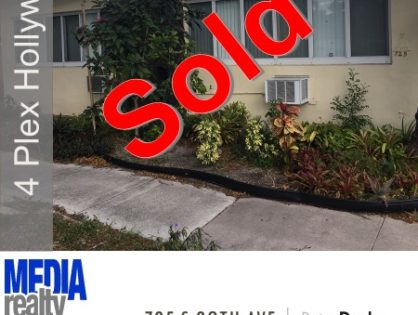 Done Deal | 4Plex | Hollywood | 725 S 20 Ave