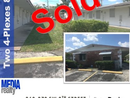 Done Deal | 8Plex | Value Add | Pompano Beach | 860-870 SW 8 Street