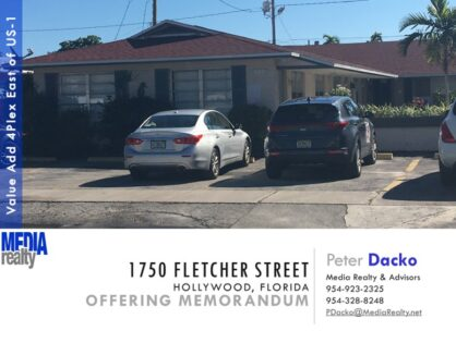 Pending Sale | 4Plex | East of Federal | Add Value | Property have Violation for Non-Conforming Units | Cash Purchase Only | 1750 Fletcher St