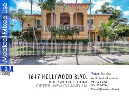 Magnificent Free Standing Medical Complex | Hollywood | Deluxe 4000+ SF